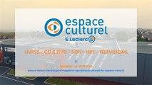 Espace Culturel Leclerc, livres, CD et DVD, son, HIFI et télévisions à Nogent-le-Rotrou.