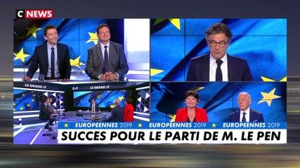François Patriat - CNews lundi 27 mai 2019