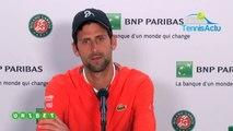 Roland-Garros 2019 - Les nouvelles forces de Novak Djokovic dans ce Roland-Garros