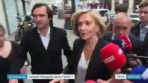 Élections européennes : Laurent Wauquiez contesté