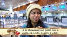 Fiorella Bruno está molesta con Grecia Recinos porque la guatemalteca habría mencionado a Vittorio