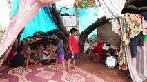 Près de la Turquie, un ramadan sans abri pour les déplacés d'Idleb