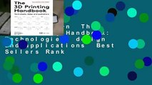 Full version  The 3D Printing Handbook: Technologies, design and applications  Best Sellers Rank