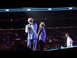 KCON LA 2016 M! Countdown feat. BTS