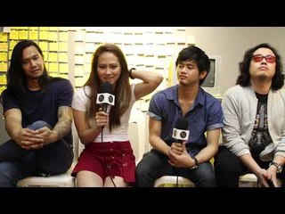 GRACENOTE (Philippines) Interview in Singapore (Part One)