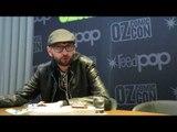 DJ Qualls talks Fargo & Supernatural - Pt 4 - Oz Comic Con Melbourne 2017