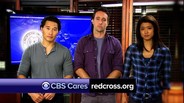 CBS Cares - Red Cross Support For Japan