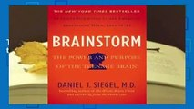 [MOST WISHED]  Brainstorm: The Teenage Brain from the Inside Out