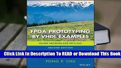 Online FPGA Prototyping by VHDL Examples: Xilinx Microblaze
