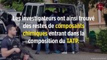 Lyon : des composants de l'explosif retrouvés chez le suspect