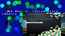 Web Design: Introductory (Shelly Cashman) Complete