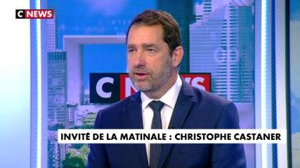 Christophe Castaner - CNews mardi 28 mai 2019