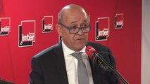 """Jean-Yves Le Drian, Ministre de l'Europe et des Affaires étrangères : """"S'il y a une grande coalition [de gauche], il faut que l'impératif écologiste soit représenté"""""""