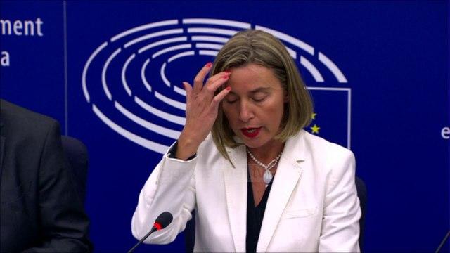 Mogherini: Në qershor pres që të hapen negociatat me Shqipërinë - Top Channel Albania - News - Lajme
