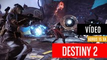 Destiny 2 en Gigabyte Aorus 15 XA