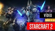 StarCraft II en Gigabyte Aorus 15 XA