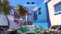 Overwatch en Gigabyte Aorus 15 XA