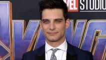 "Jeff Ward ""Avengers: Endgame"" World Premiere Purple Carpet"