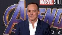 """Clark Gregg """"Avengers: Endgame"""" World Premiere Purple Carpet"""