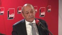 """Jean-Yves Le Drian, ministre de l'Europe et des Affaires étrangères sur les électeurs de gauche perdus par LREM : """"Il faut que l'aile gauche démocrate fasse plus entendre sa voix"""""""