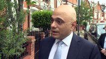 Sajid Javid vows to 'promote unity' as nextTory leader & PM