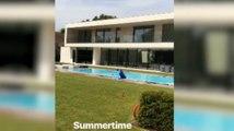 Kevin de Bruyne nous montre sa nouvelle maison belge