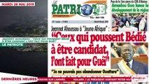 Le Titrologue du 28 Mai 2019 - Jeannot Ahoussou - «Ceux qui poussent Bédié à être candidat l'ont fait pour Guéi»