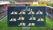 J1 FC Metz - EA Guingamp (1-3) - Résumé - (FCM - EAG)   2017-18 (2)