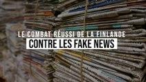 Le combat réussi de la Finlande contre les fake news