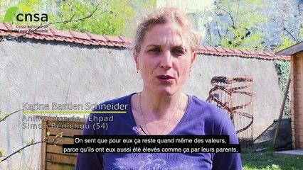 Développement durable en maison de retraite : Une conscience environnementale présente chez les résidents de l'EHPAD Simon Benichou