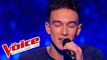 Calogero – Danser encore | Aubin Talbi | The Voice France 2015 | Épreuve ultime