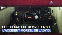 Revivre l'accident mortel de Lady Di, un parc d'attraction crée la polémique