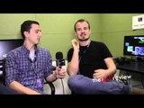 Clark Carter & Julian Harvey from The Crossing (Australia, 2013) - Sydney Film Festival Interview