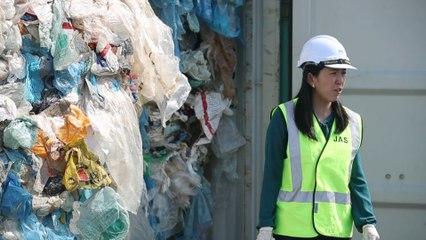 Malasia devuelve 3.000 toneladas de plástico no reciclable a países de origen