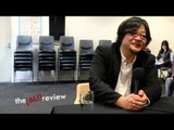 Mamoru Hosoda - English Interview on Wolf Children (Japanese Anime)
