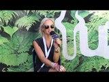 Interview: UK DJ Laura Jones at Listen Out (Sydney, 2013)