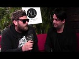 CMJ: Eden Mulholland interviewed by his drummer at The Aussie BBQ.