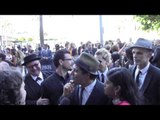 Interview: Nicky Bomba & Melbourne Ska Orchestra on the ARIA Awards 2013 Black Carpet