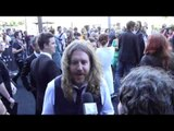Interview: Kram on the ARIA Awards 2013 Black Carpet (with Transcript)