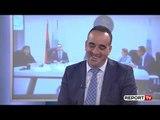I ftuar Bledar Skënderi , anëtar i KQZ-së. Zgjedhjet lokale 2019 rregjistrohen 42 parti politike