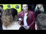 """Interview: Nicholas Cage and David Gordon Green on the """"Joe"""" Red Carpet at SXSW 2014."""