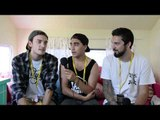 Interview: Northlane Interview at Big Day Out (Melbourne, 2014)