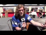 Interview: Allen Stone talks Bluesfest and more at SXSW 2014! (Part Two)