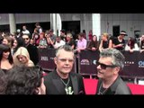 INXS' Tim and Jon Farriss: ARIA Red Carpet Interview 2014