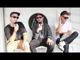 Interview: Thundamentals at Groovin The Moo (Maitland 2014) Part 2