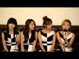 Interview: Mamamoo (South Korea) talks about Mr Ambiguous and questions about Australia