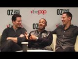 Interview: Michael Muhney, Percy Daggs III, Jason Dohring from Veronica Mars at Oz Comic Con