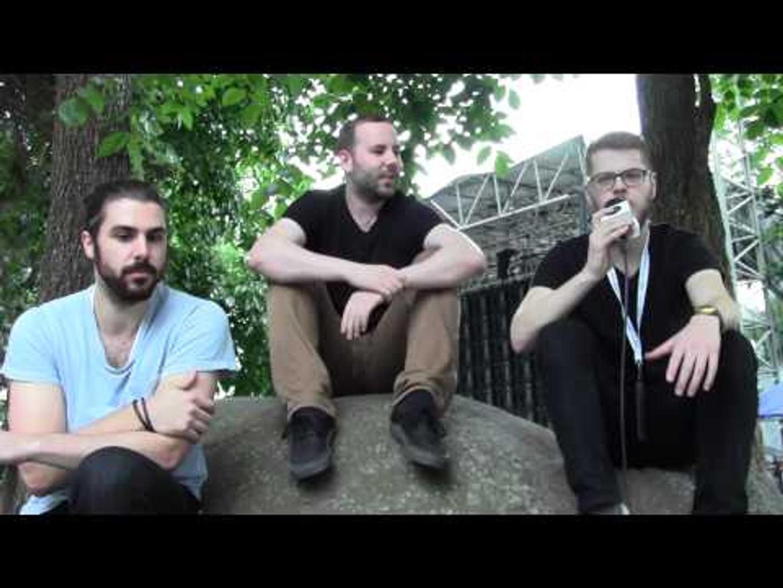 Black Tiger Sex Machine: Interview at Le Festival d'été de Québec (Quebec City Summer Festival)