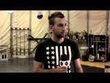 "Backstage at Cirque du Soleil ""Totem""- Francis Jalbert (International Publicist)"
