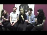 WAAX: Interview at BIGSOUND 2014 (the AU review)